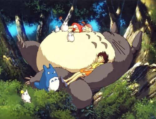 Najlepsze filmy anime zeStudio Ghibli (część 1)