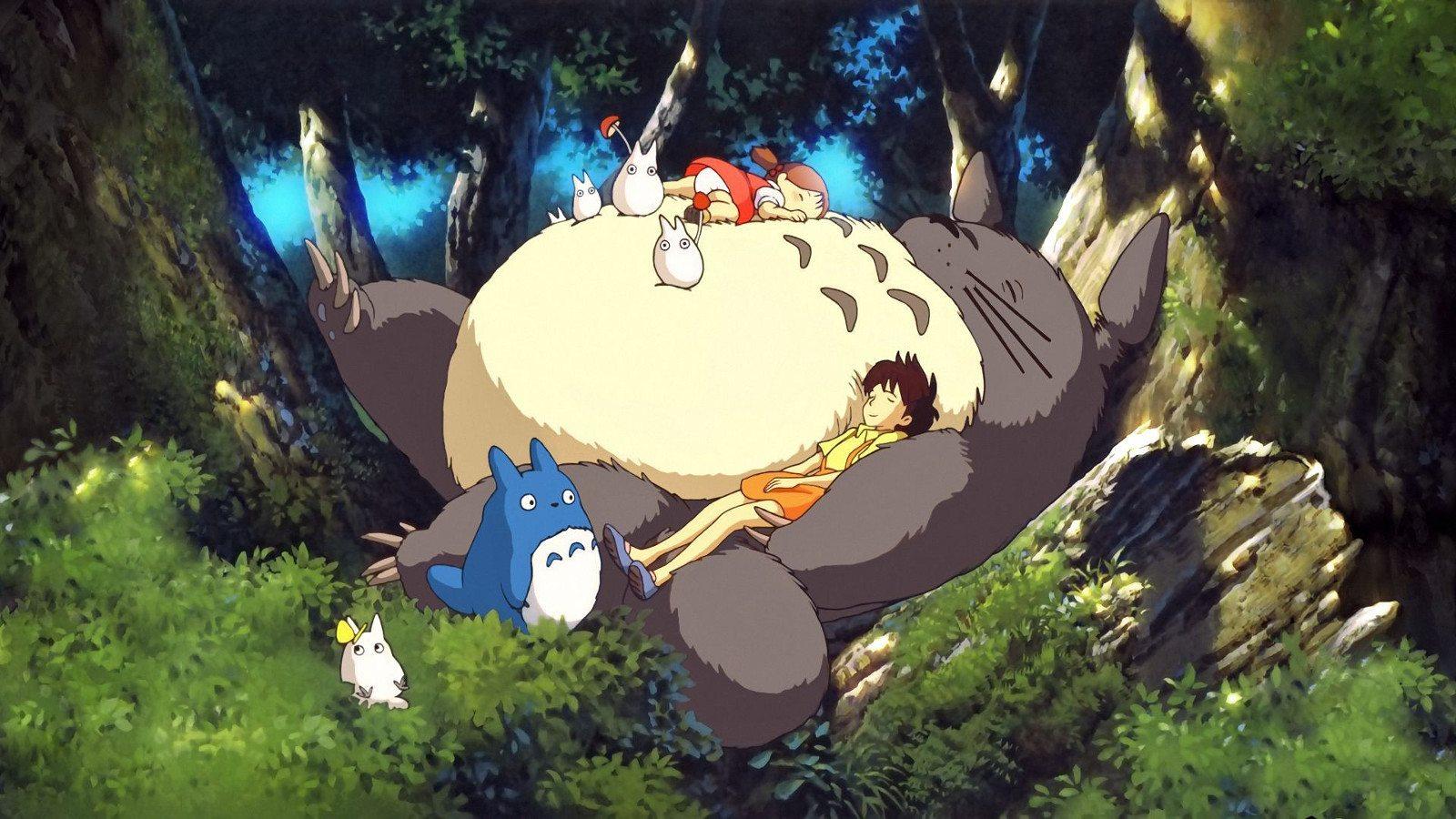 Mójsąsiad Totoro. Klasyka anime zeStudio Ghibli