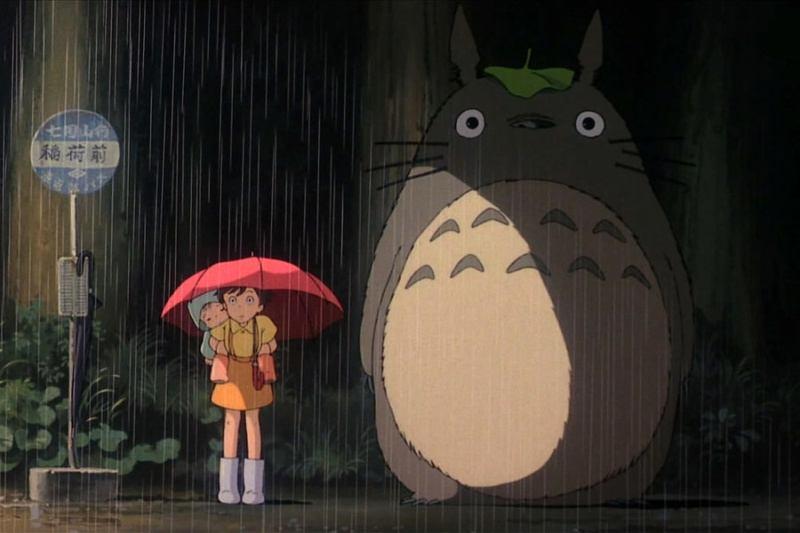 Mój sąsiad Totoro / Tonari no Totoro (mat. prasowe)