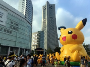 Jokohama: Pikachu Tairyou Hassei-Chu (Festiwal Pikachu)