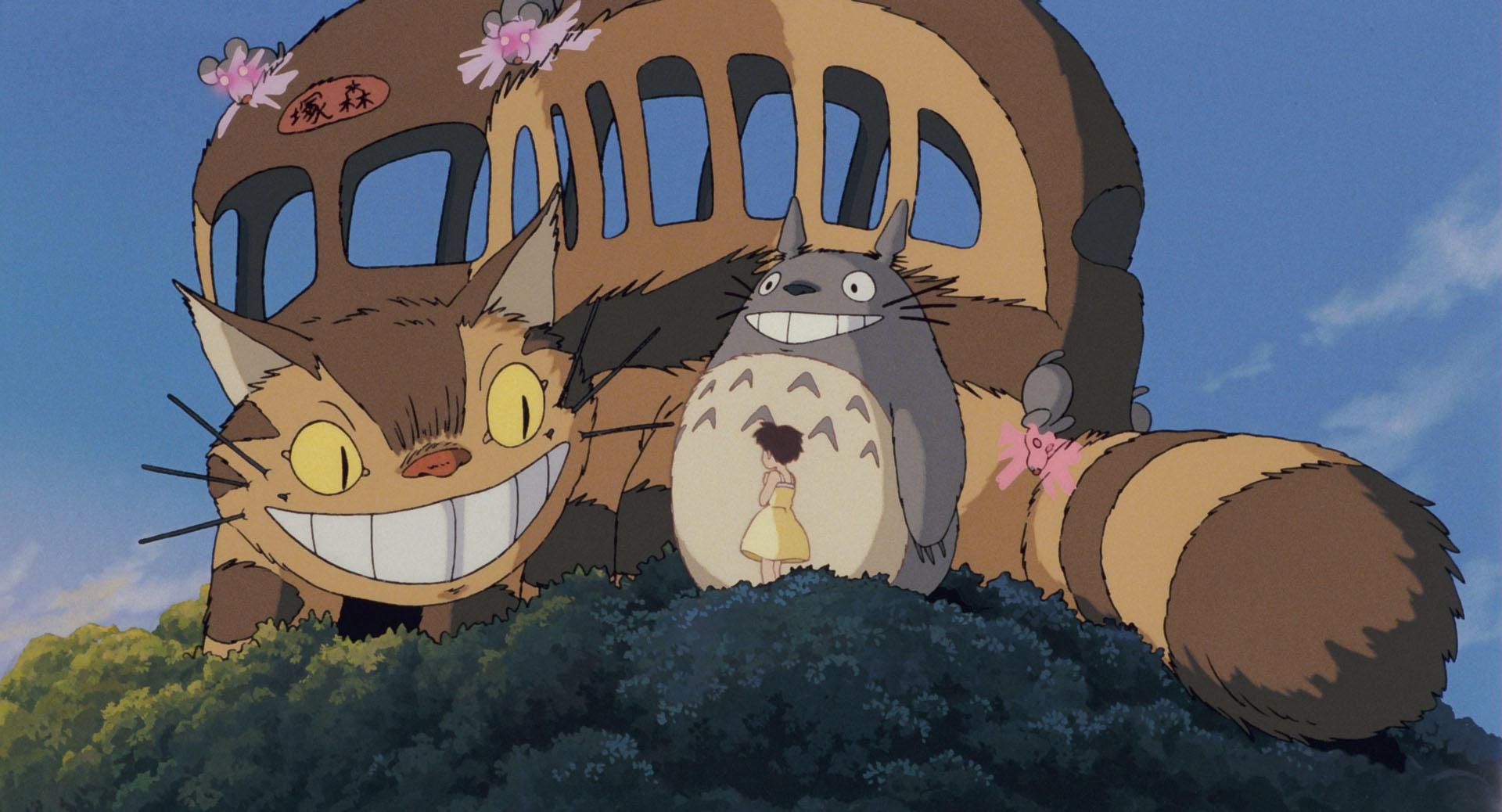 Mój sąsiad Totoro. Klasyka anime ze Studio Ghibli (Tonari no Totoro)