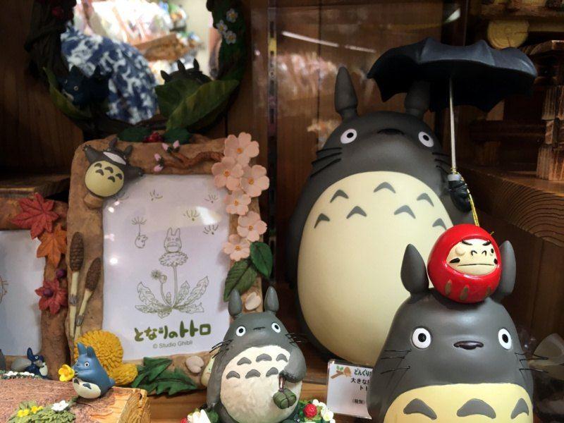 Gadżety inspirowane Mójsąsiad Totoro zeStudio Ghibli