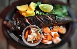 Viet Street Food: makrela
