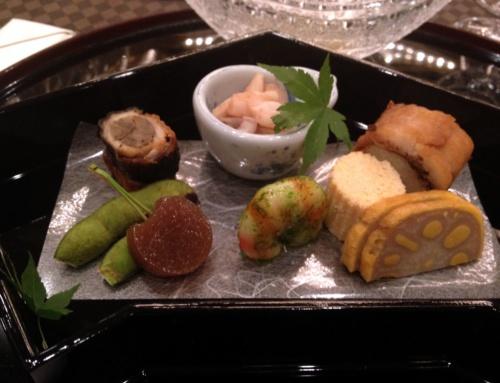 Co tojest kaiseki? Totradycyjny wielodaniowy japoński posiłek!