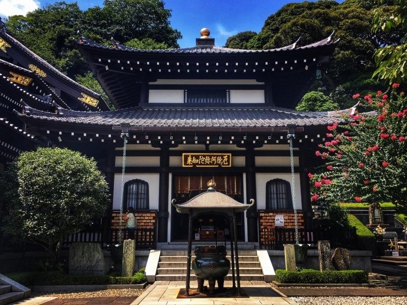 Świątynia Hase-dera, pawilon Amida-do (Kamakura)