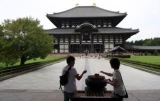 Ciekawe miejsca w Japonii: świątynia Tōdai-ji (Nara)