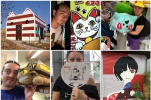 Fantasmazuria: Geek in Japan - popkulturowy przewodnik poJaponii [zaproszenie]