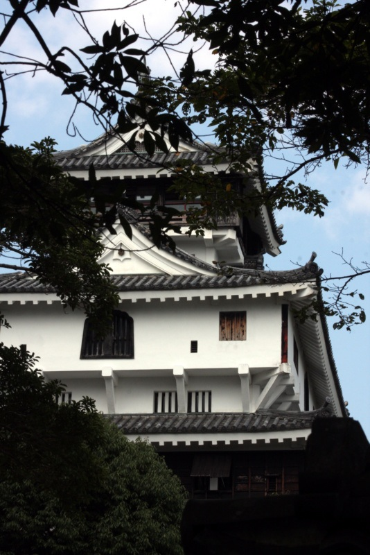 Ciekawe miejsca wJaponii: Zamek Iwakuni-jō wIwakuni
