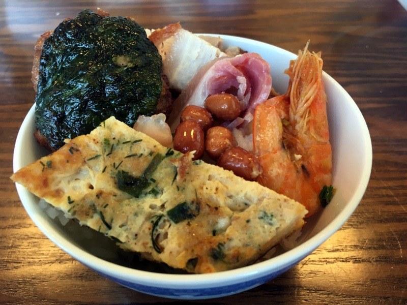Kuchnia wiatnamska - potrawy: Com binh dan / Cơm bình dân - ryż obywatela