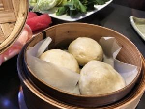 Kuchnia wietnamska - potrawy: Bánh bao / banh bao - wietnamskie bułeczki naparze