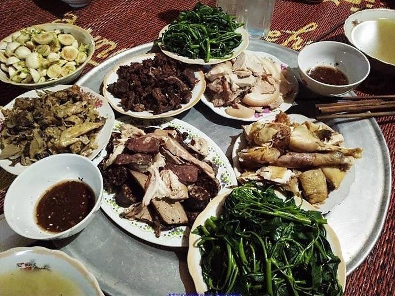 Kuchnia wietnamska - wielodaniowa kolacja