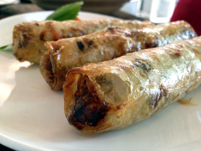 Kuchnia wietnamska - potrawy, którychtrzeba spróbować: nem - sajgonki