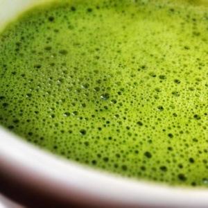 Kanji tygodnia: herbata (茶) - Matcha latte