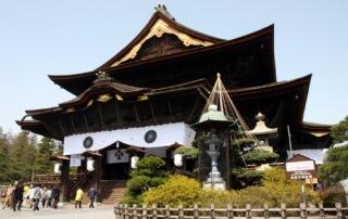 Ciekawe miejsca w Japonii: świątynia Zenkō-ji (Nagano)