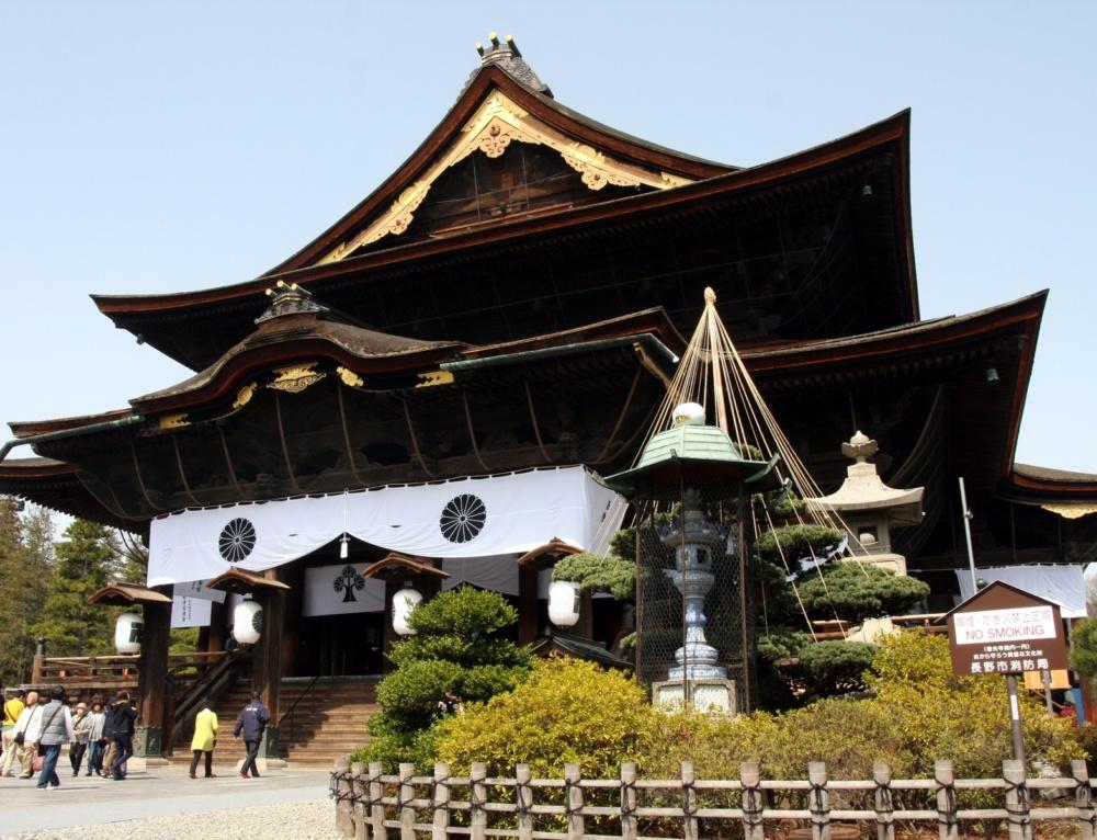 Ciekawe miejsca wJaponii: świątynia Zenkō-ji (Nagano)