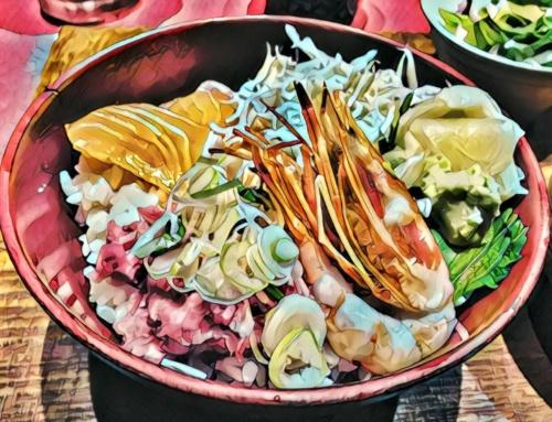 Nowy projekt kulinarny: kuchnia japońska dla początkujących