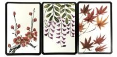 """Hanafuda, japońskie karty dogry + konkurs fotograficzny """"Hanami 2019"""""""