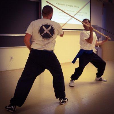 Wushu - chińskie sztuki walki - Akademia Kung Fu Pazury Tygrysa - styl Hung Gar Kung Fu