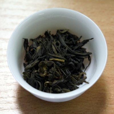Chińska herbata oolong/ulung/wulong: Da Hong Pao (Dà Hóng Páo, 大红袍)