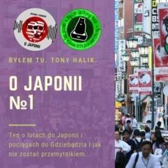 Podcast oJaponii №1 (ten olotach doJaponii ipociągach doGdziebądzia ijak niezostać przemytnikiem)