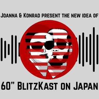 Blitzkast - podcast błyskawiczny o Japonii