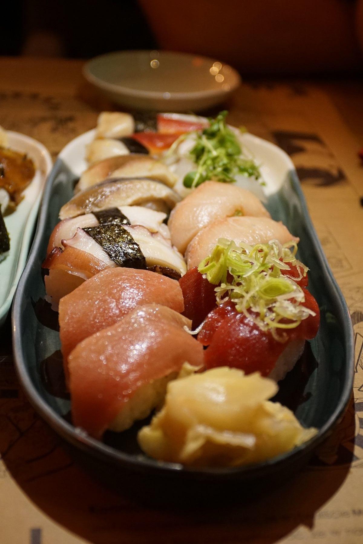 Najbardziej japońskie sushi w Warszawie, najlepsze sushi w Warszawie