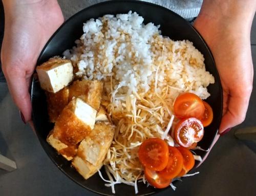 Japońska kuchnia wegańska wWarszawie – nowości: Peko Peko iUki Green