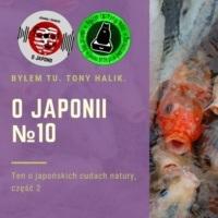 Podcast oJaponii №10 (ten ojapońskich cudach natury, część 2)