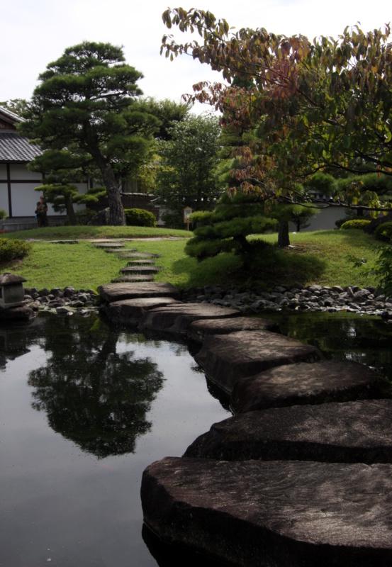 Najpiękniejsze ogrody japońskie wJaponii: ogród Kōko-en / Koko-en / Kokoen Garden (好古園), Himeji, prefektura Hyōgo