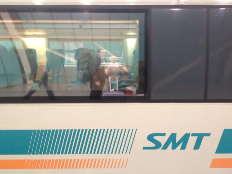 Chińskie zwroty przydatne wpodróży - Shanghai Maglev (magnetic levitation train)
