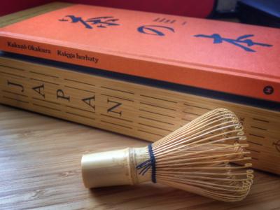Książki o japońskiej herbacie, publikacje na temat japońskiej drogi herbaty