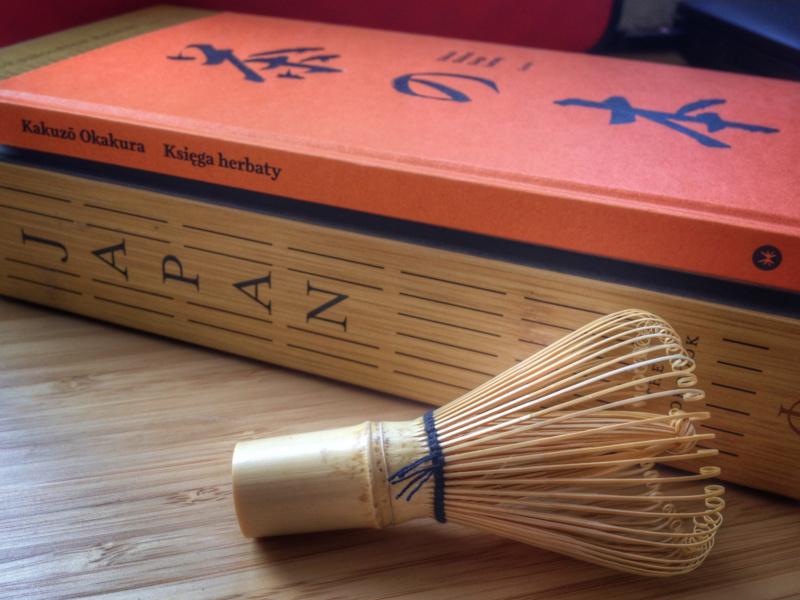 Książki ojapońskiej herbacie, publikacje natemat japońskiej drogi herbaty