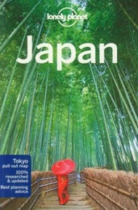 Lonely Planet Japan (Edition 2013) - bambusowy las w Arashiyama