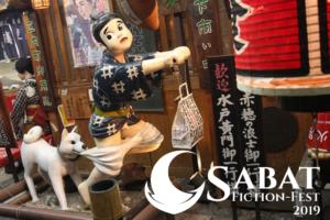 """Sabat Fiction-Fest 2019: prelekcje """"Podróż doJaponii: Q&A"""" oraz""""Kuchnia japońska wpopkulturze"""""""