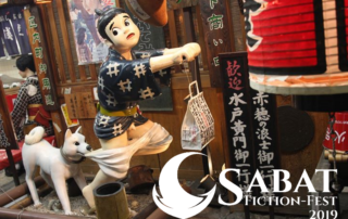 Sabat Fiction-Fest 2019 - blok Manga & Anime - (c) Byłem tu. Tony Halik.