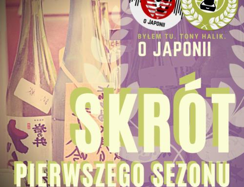 Podcast oJaponii – podsumowanie sezonu 1