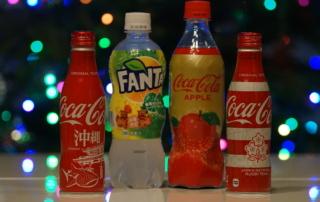 Limitowana Coca-Cola z Japonii (Limited Coca-Cola Japan, Okinawa)