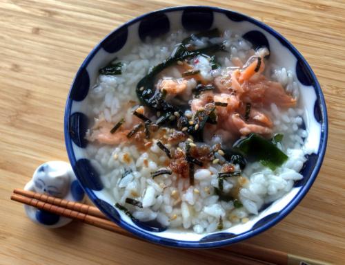 Japońskie śniadanie, które możesz zrobić wdomu – część 2: dania śniadaniowe