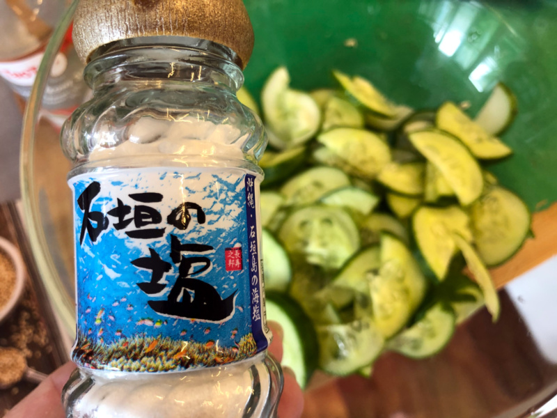 Okinawa shio salt sól japońska