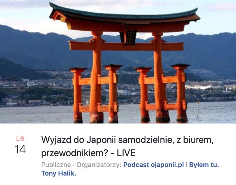 Wyjazd doJaponii - samodzielnie, zbiurem, czyzprzewodnikiem