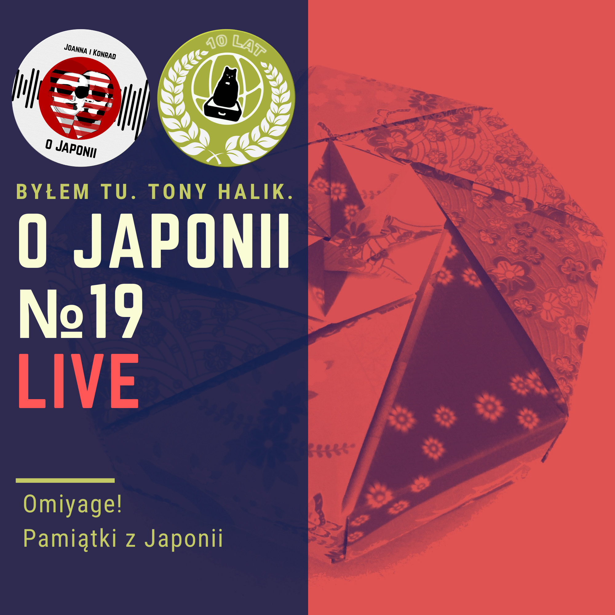 Podcast o Japonii №19 (Omiyage! Pamiątki z Japonii)