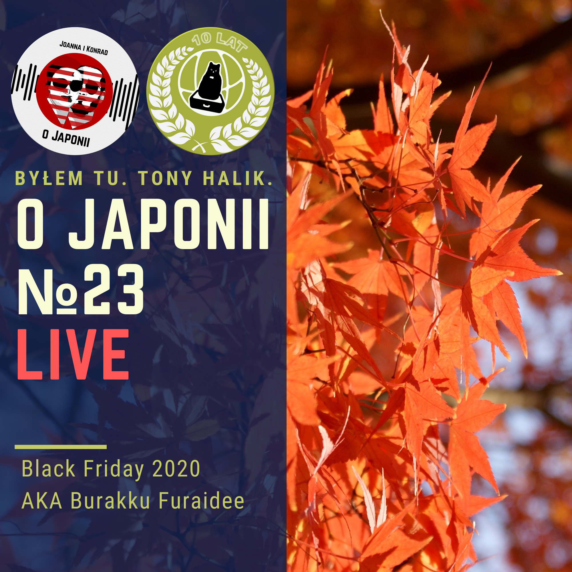 Podcast o Japonii №23 (Black Friday - szukamy japońskich okazji)