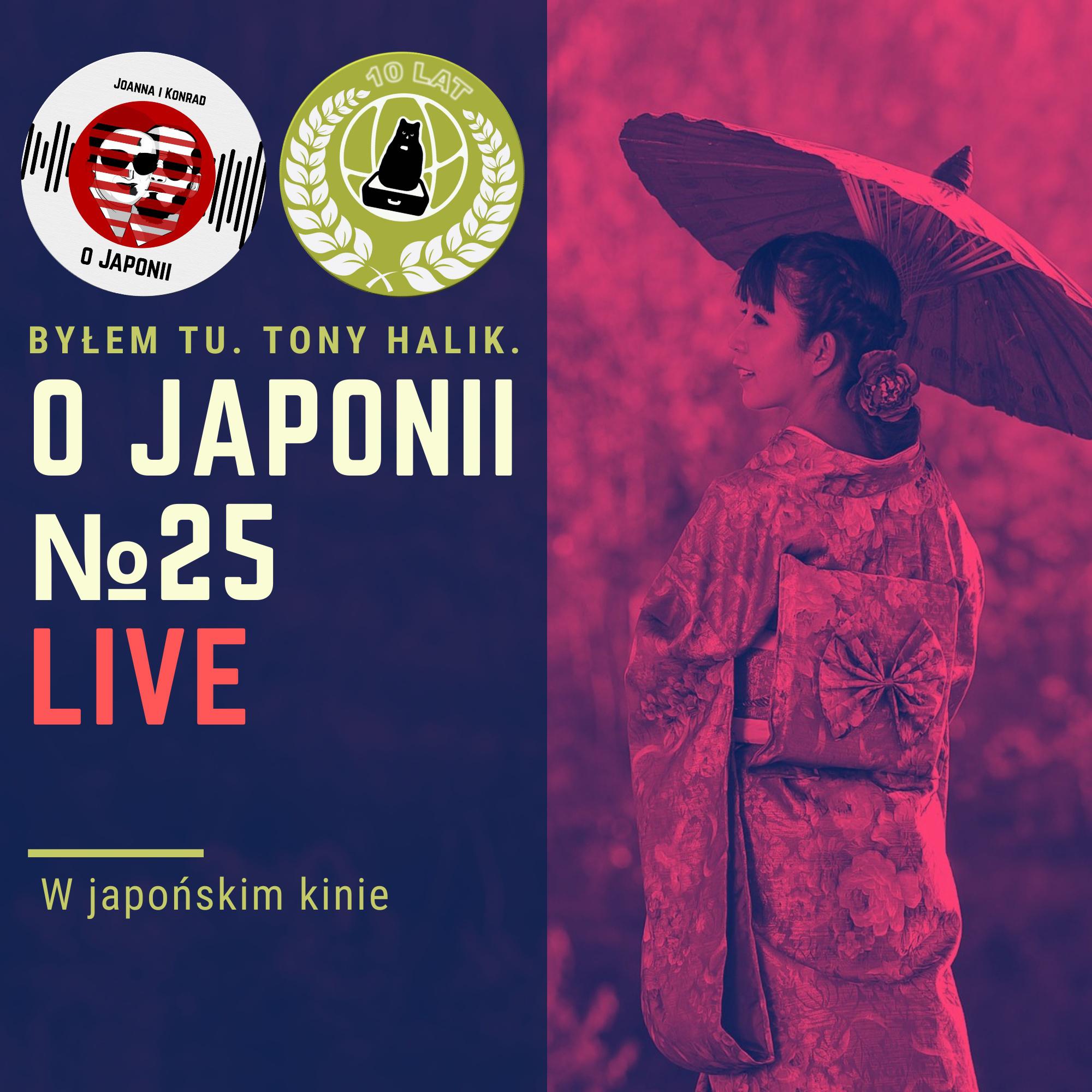 Podcast o Japonii №25 (W japońskim kinie)