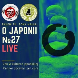 Podcast oJaponii №27 (Zen wkulturze japońskiej)