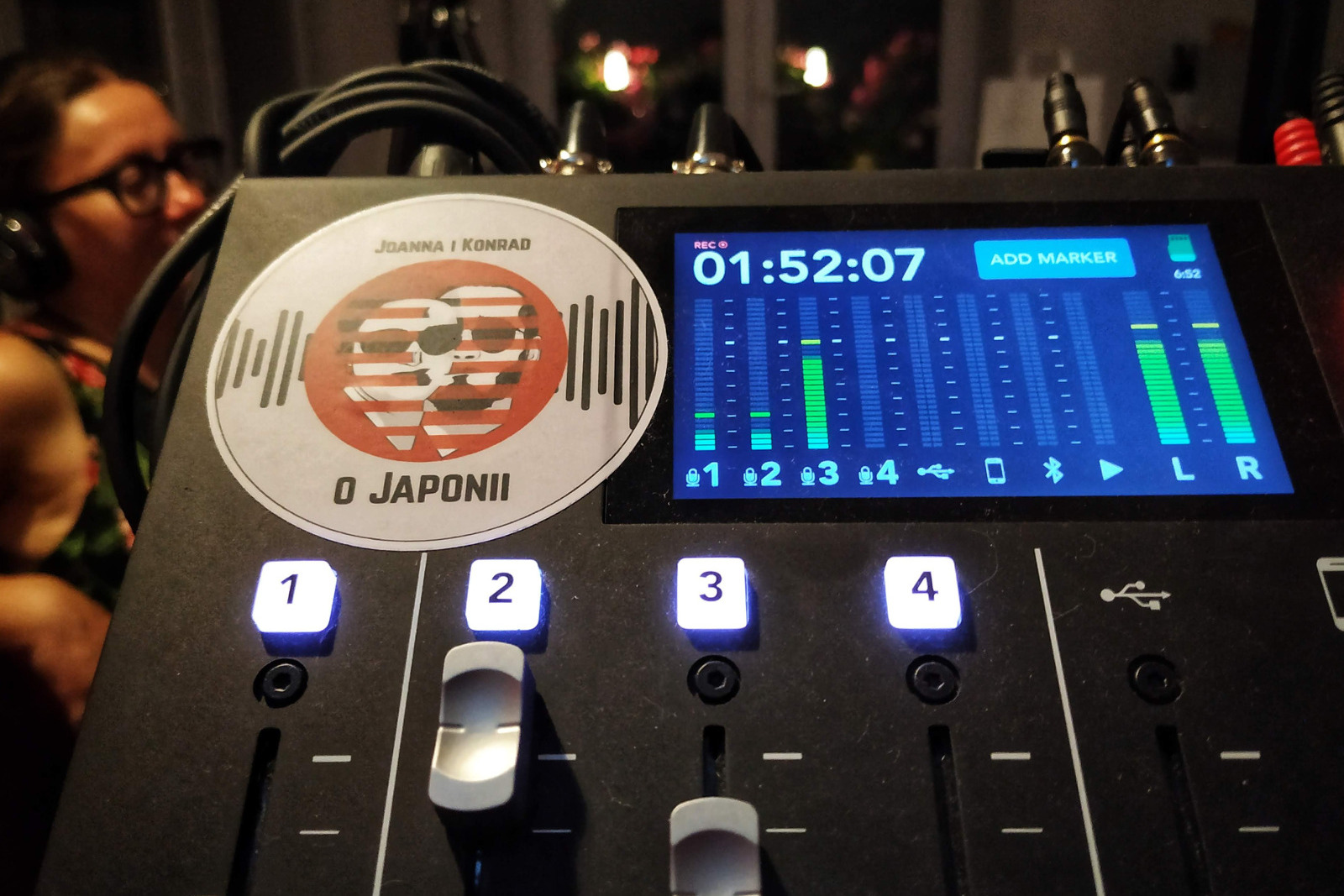 Najlepszy podcast oJaponii. Podcast opodróżach doJaponii ipodróżach poJaponii. Podcast podróżniczy. Kulinarny podcast okuchniach Azji.