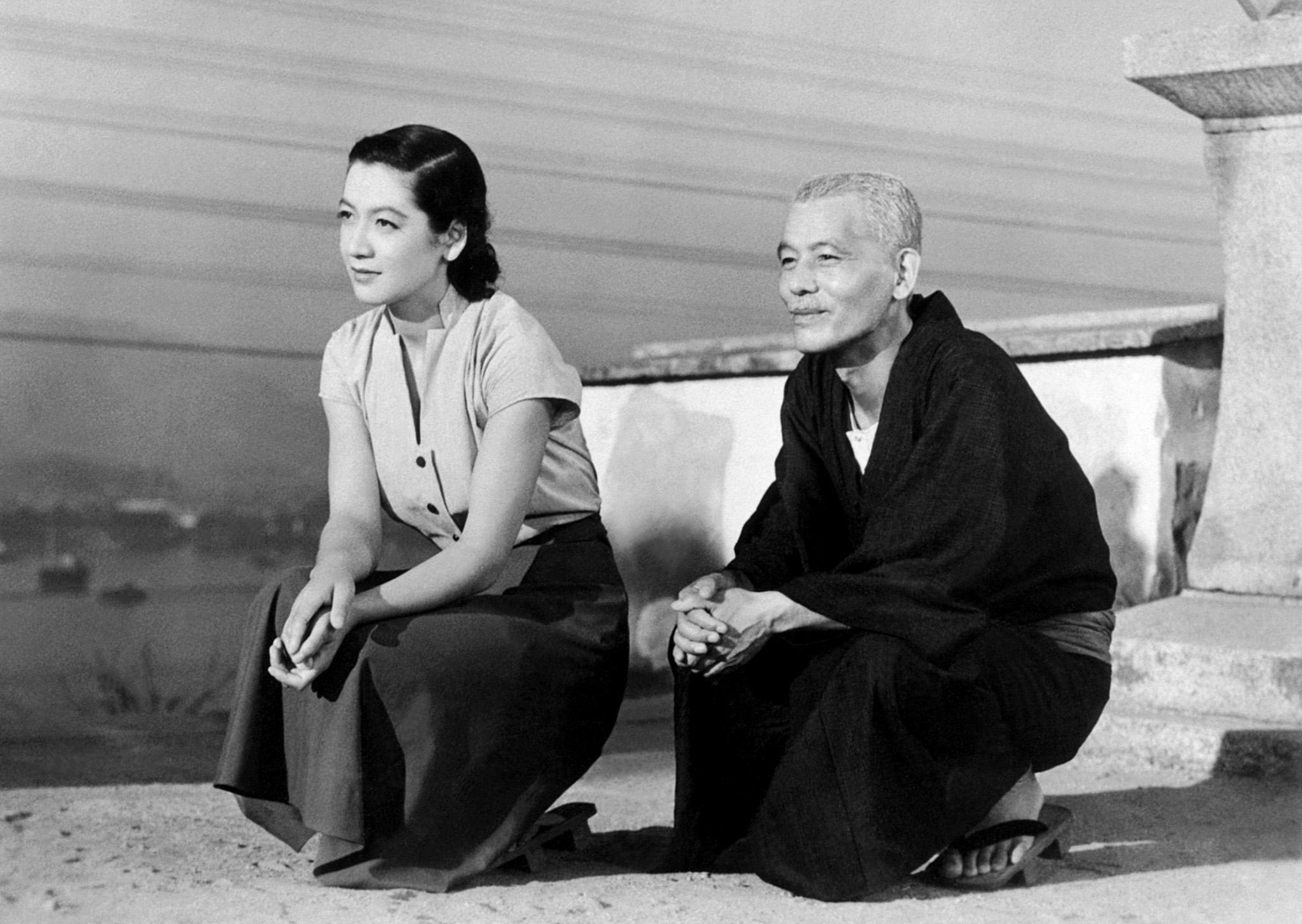 Najlepsze japońskie filmy (Tokijska opowieść, Yasujiro Ozu)