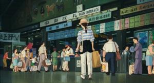 Podróże śladami bohaterów anime - mapa lokacji japońskich filmów animowanych