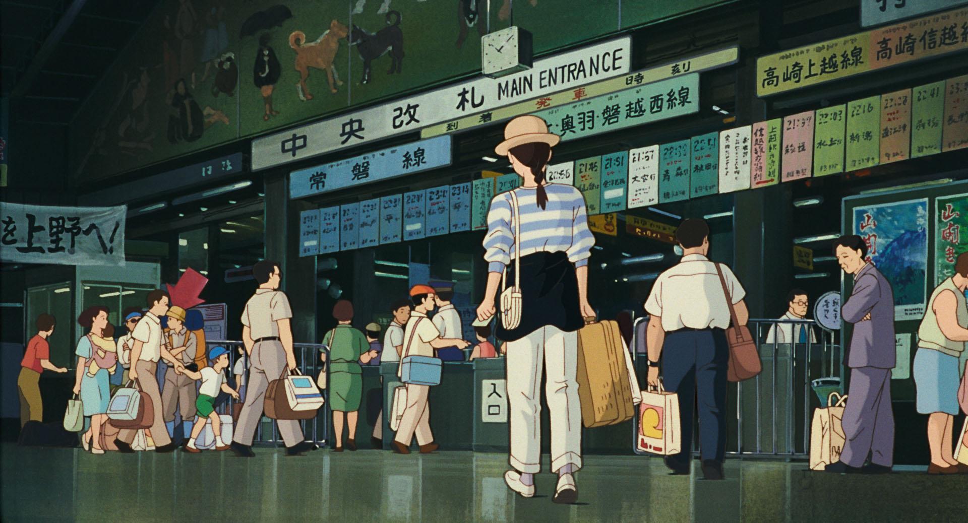 Podróże śladami bohaterów anime, mapa lokacji japońskich filmów animowanych. Lokacje japońskich filmów animowanych. Prawdziwe miejsca zanime.