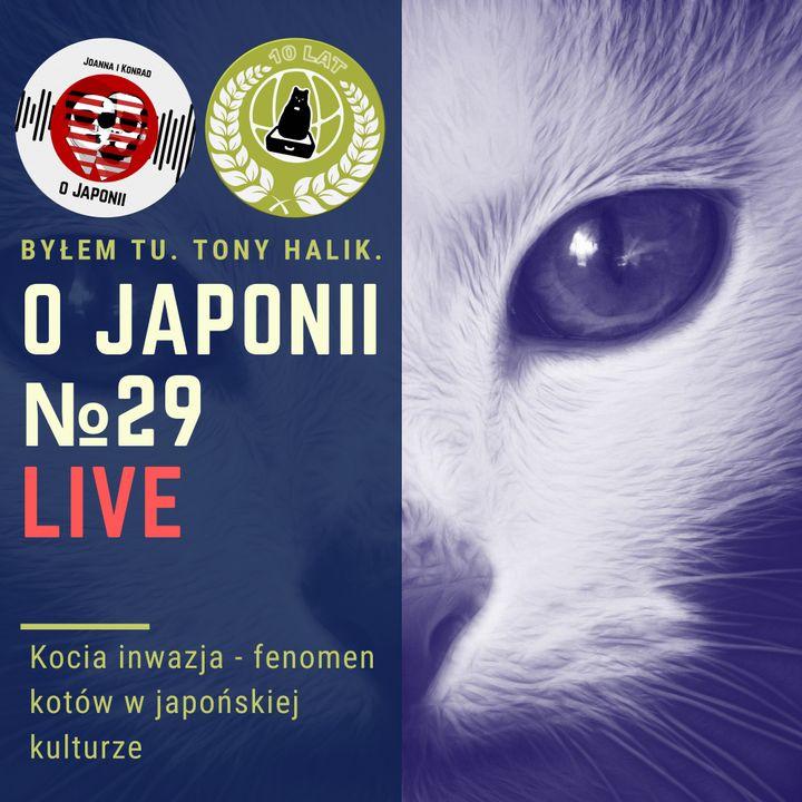 Podcast o Japonii №29 (Kocia inwazja - fenomen kotów w japońskiej kulturze)