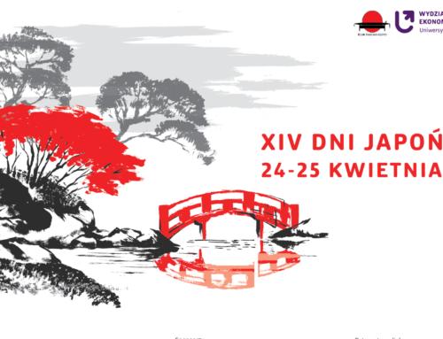 XIV Dni Japońskie Online – zaproszenie
